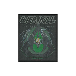 Overkill Standard Patch: The Electric Age (Loose)