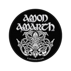 Amon Amarth Standard Patch: Odin (Loose)