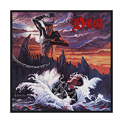 Dio Standard Patch: Holy Diver (Loose)