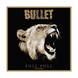 Bullet Standard Patch: Full Pull (Loose)