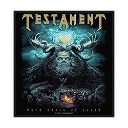 Testament Standard Patch: Dark Root of the Earth (Loose)