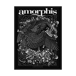 Amorphis Standard Patch: Circle Bird (Loose)