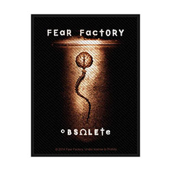 Fear Factory Standard Patch: Obsolete (Loose)