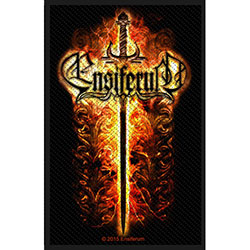 Ensiferum Standard Patch: Sword (Loose)