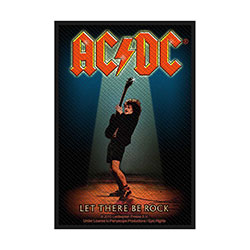 AC/DC Standard Patch: Let There Be Rock (Loose)