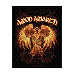 Amon Amarth Standard Patch: Phoenix (Loose)