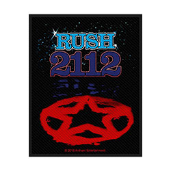 Rush Standard Patch: 2112 (Retail Pack)