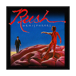 Rush Standard Patch: Hemispheres (Packed)