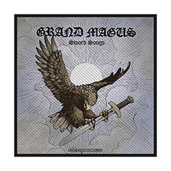 Grand Magus Standard Patch: Magus Sword Songs (Loose)