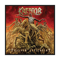 Kreator Standard Patch: Phantom Anti-Christ (Loose)