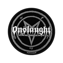 Onslaught Standard Patch: Pentagram (Loose)