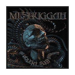 Meshuggah Standard Patch: Head (Loose)
