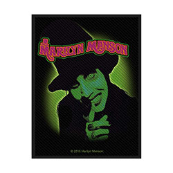 Marilyn Manson Standard Patch: Smells Like Children (Loose)