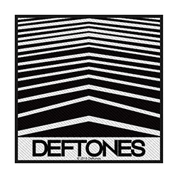 Deftones Standard Patch: Abstract Lines (Loose)