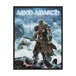 Amon Amarth Standard Patch: Jomsviking (Loose)