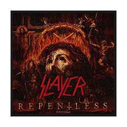 Slayer Standard Patch: Repentless (Loose)