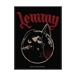 Lemmy Standard Patch: Microphone (Loose)