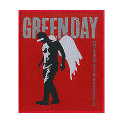 Green Day Standard Patch: Wings (Loose)