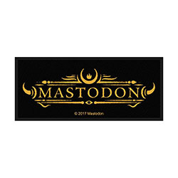 Mastodon Standard Patch: Logo (Loose)