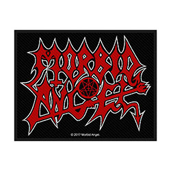 Morbid Angel Standard Patch: Logo (Loose)