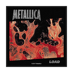 Metallica Standard Patch: Logo (Loose)