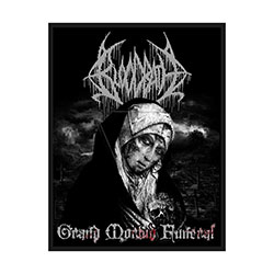Bloodbath Standard Patch: Grand Morbid Funeral (Loose)