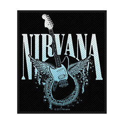 Nirvana Standard Patch: Guitar (Loose)