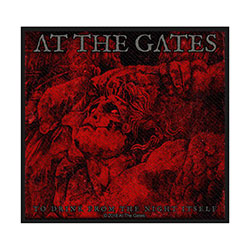 At The Gates Standard Patch: To Drink From the Night Itself (Loose)