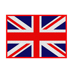 Generic Standard Patch: Union Flag (Loose)