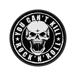 Generic Standard Patch: You Can't Kill Rock n' Roll (Loose)