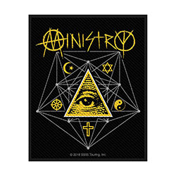 Ministry Standard Patch: All Seeing Eye (Loose)
