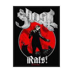 Ghost Standard Patch: Rats (Loose)