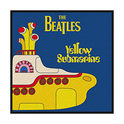 The Beatles Standard Patch: Yellow Submarine (Retail Pack)