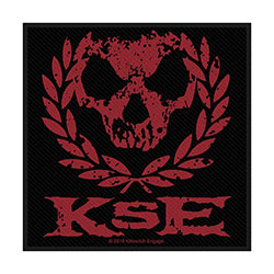 Killswitch Engage Standard Patch: Skull Wreath (Retail Pack)