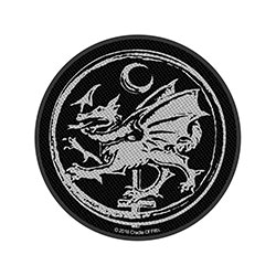 Cradle Of Filth Standard Patch: Order of the Dragon (Loose)