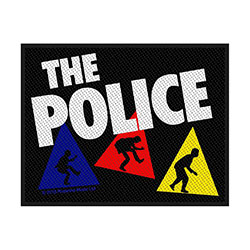 The Police Standard Patch: Triangles (Loose)