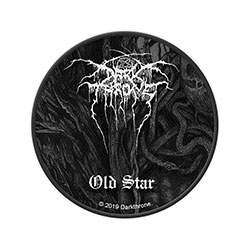 Darkthrone Standard Patch: Old Star (Loose)