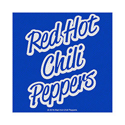 Red Hot Chili Peppers Standard Patch: Track Top (Loose)