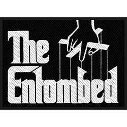 Entombed Standard Patch: Godfather Logo (Loose)