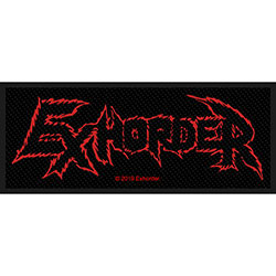 Exhorder Standard Patch: Logo (Loose)