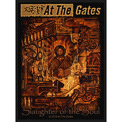 At The Gates Standard Patch: Slaughter of the Soul (Loose)