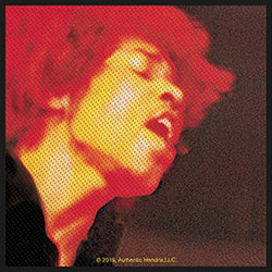 Jimi Hendrix Standard Patch: Electric Ladyland (Loose)