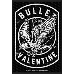 Bullet For My Valentine Standard Patch: Eagle