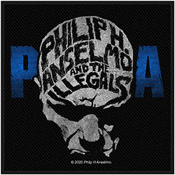 Philip H. Anselmo & The Illegals Standard Patch: Face