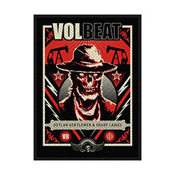 Volbeat Standard Patch: Ghoul Frame (Retail Pack)