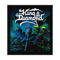 King Diamond Standard Patch: Abigail (Retail Pack)
