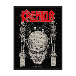 Kreator Standard Patch: Skull & Skeletons (Retail Pack)