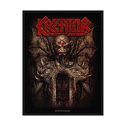 Kreator Standard Patch: Gods of Violence (Retail Pack)