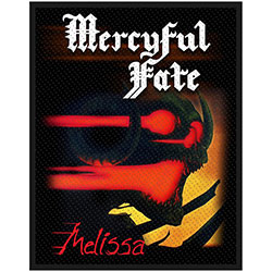 Mercyful Fate Standard Patch: Melissa (Retail Pack)