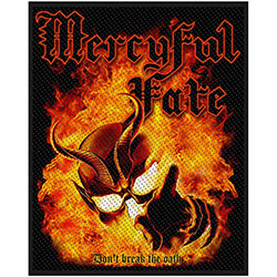 Mercyful Fate Standard Patch: Don't Break The Oath (Retail Pack)